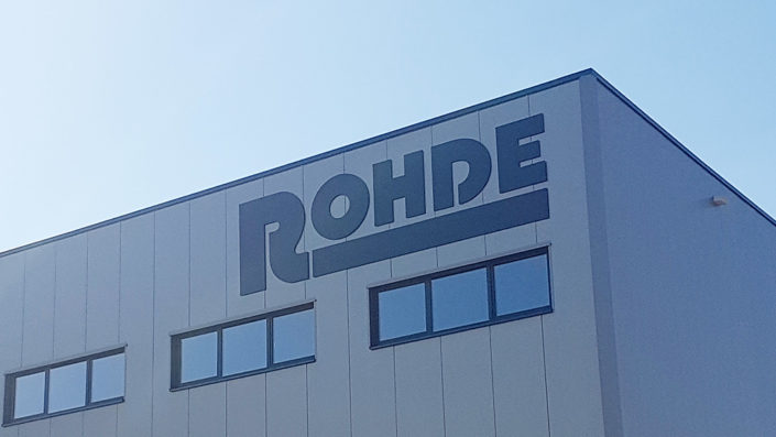 ROHDE bei Tag